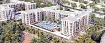 6 20/80 Payment Plan - 2 Bed Room/Maid's - Mudon View