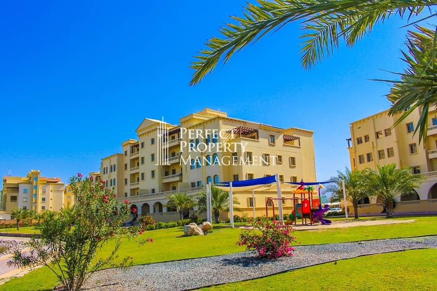 12 1 bedroom apartment for rent in Yasmin Village