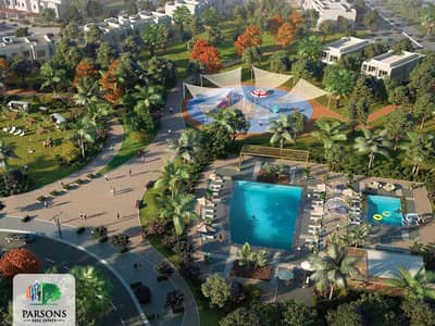 Only 128k Down-payment.  Own a villa in Dubai with 5 years payment plan. 50% DLD waiver and 5 years free service charges