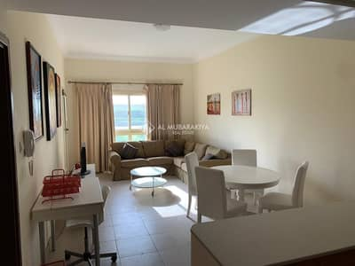 1 Bedroom Flat for Sale in Al Hamra Village, Ras Al Khaimah - 1BHK Corner Unit Furnished | Marina | Sale