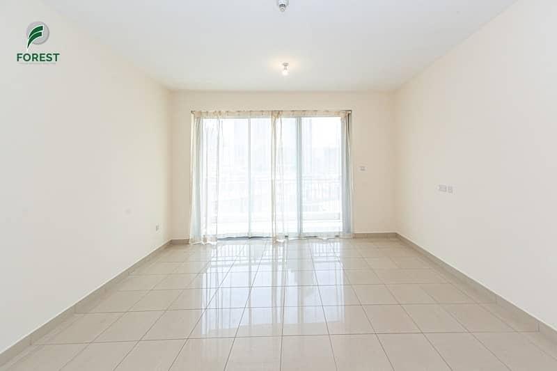 2 Beautiful Huge 1 Bedroom with Balcony Unfurnished