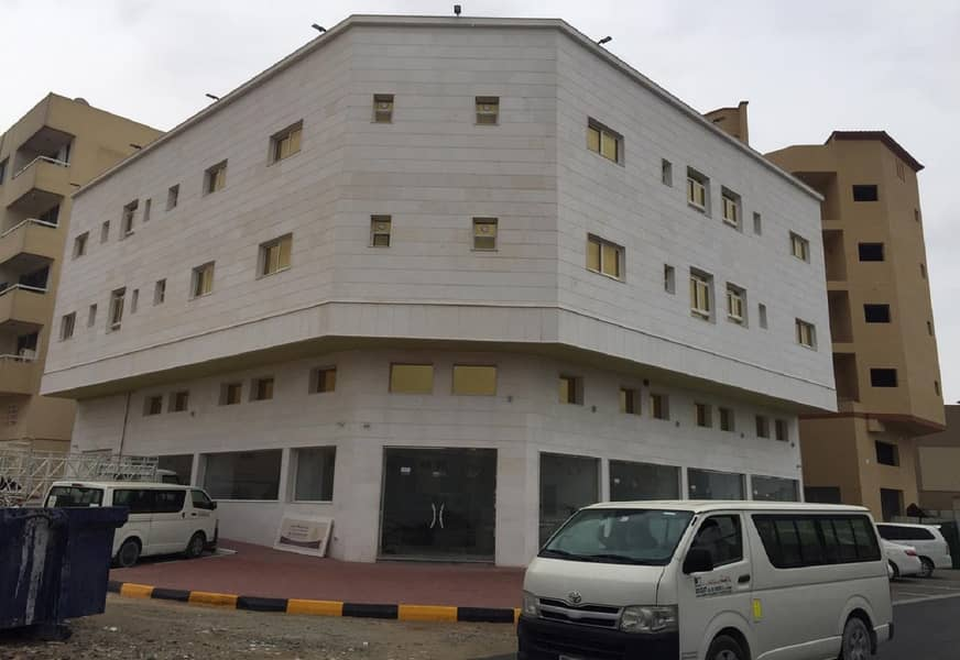 Spacious brand new 2 Bedroom Hall Apartment in Jurf Ajman