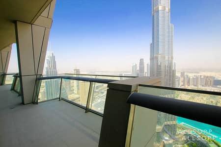 بنتهاوس 4 غرف نوم للبيع في وسط مدينة دبي، دبي - 4 Bed Pent House | Full Burj Khalifa View