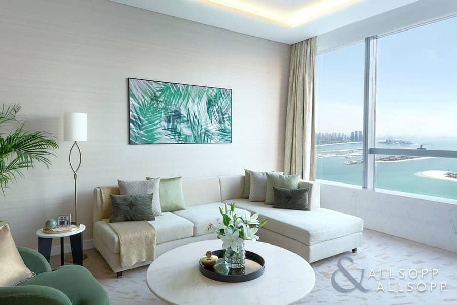 Iconic Palm Address   Luxury Finishing