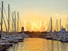 Perfect Sea View and City View | 2 BR La Voile
