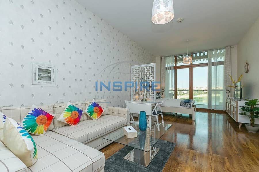 2 Fully Furnished Studio | Marina Views | Walk to the Mall