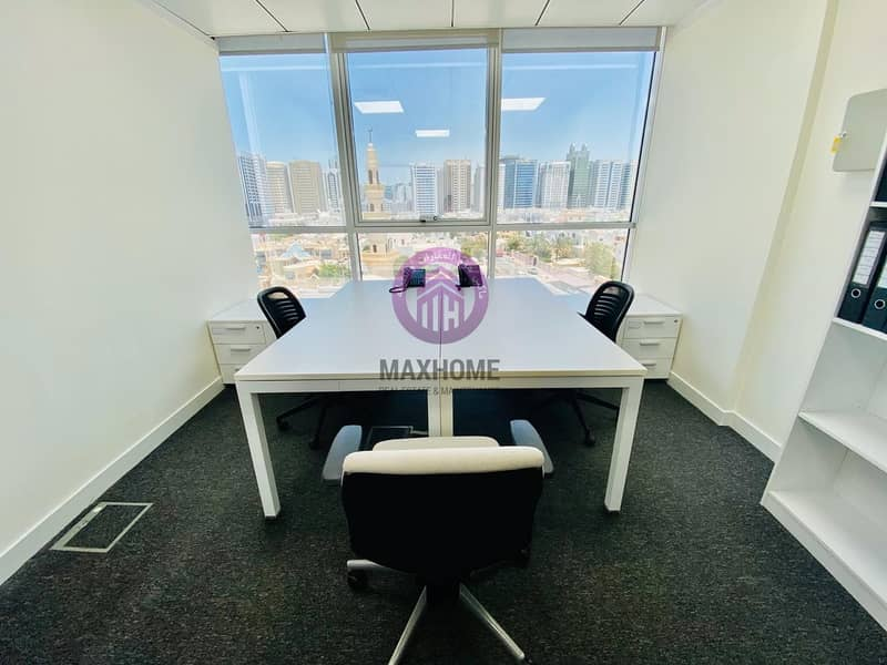Elegance In Every Move|| Good  & Hassle Free Office
