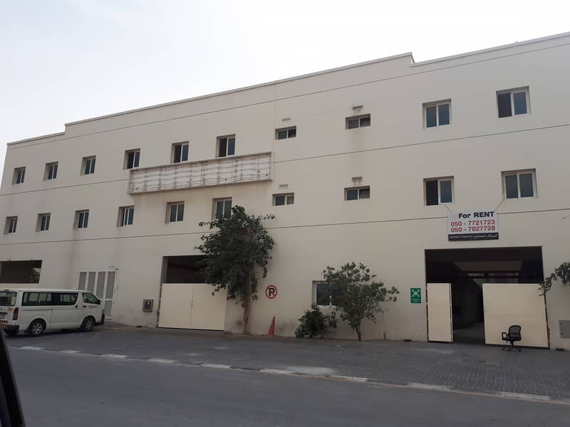 200 Rooms Full Camp with All Facilities in Al Quoz 4