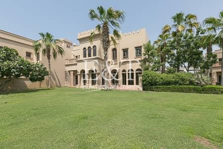 فیلا 4 غرف نوم للايجار في نخلة جميرا، دبي - Corner Unit | Huge Garden | Best Location |PJ