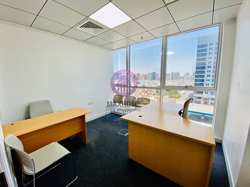 Exceptional Quality Serviced Office Tied Up With Service You Deserve