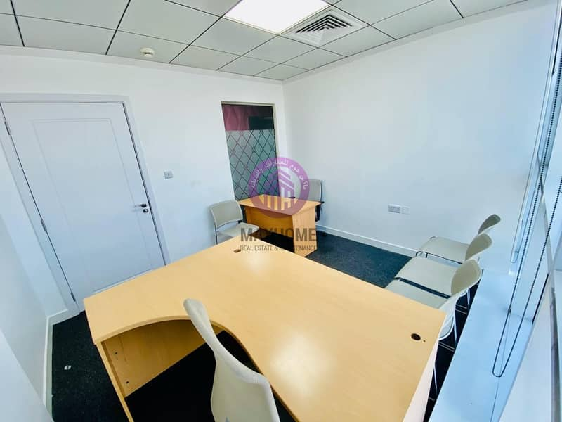 2 Exceptional Quality Serviced Office Tied Up With Service You Deserve