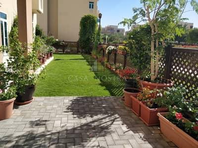 شقة 3 غرف نوم للايجار في الفرجان، دبي - Bright and Modern Fully Furnished 3BR with garden