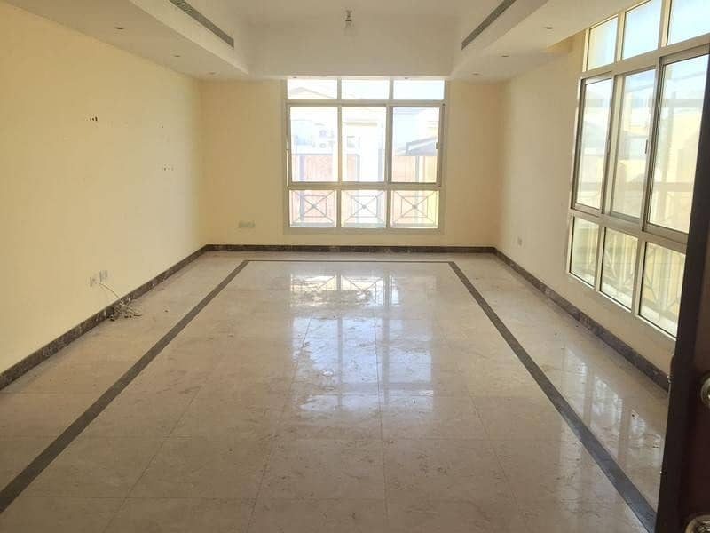 Eurpean Style 6 Master Bedroom villa with Private Entrance / Pool,  Driver Room at MBZ