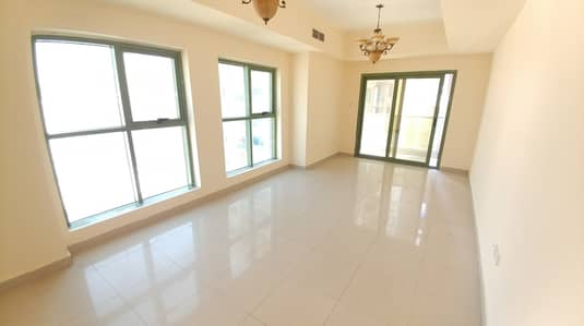2 BALCONY BIG ONE 2 BHK WITH 1 MONTH FREE ONLY ON 35K VERY CLOSE TO AL NAHDA PARK