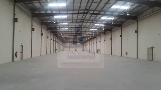 Warehouse for Rent in Emirates Industrial City, Sharjah - 95000 sqft Wh with 1000 KW Power+Offices+10 rooms camp!!