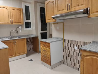 Brand New Beautiful 2 Bedroom Hall with basement parking Near Safeer Mall at Musaffah Shabia 09