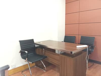 Office for Rent in Bur Dubai, Dubai - ESTADAMA YEARLY CONTRACT WITH FLEXI DESK/SMART OFFICE AVAILABLE HERE