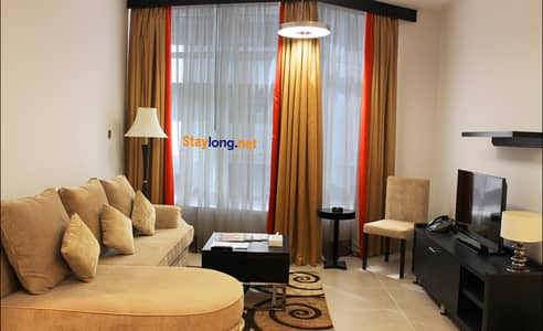 1 Bedroom Apartment for Rent in Al Nahyan, Abu Dhabi - FULLY FURNISHED ONE BEDROOM APARTMENT - AL NAHYAN AREA