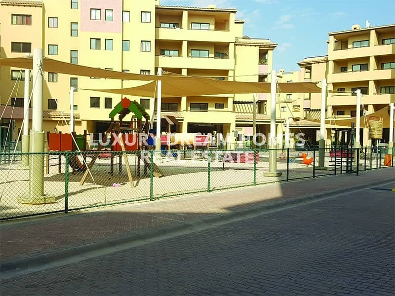 10 Spacious 1Bedroom with Monthly Installments | No commission | option of early handover