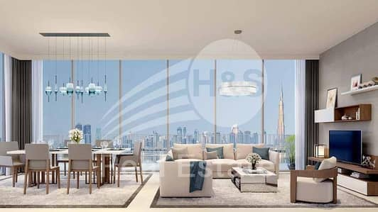 3 Bedroom Apartment for Sale in The Lagoons, Dubai - Waterfront Hotspot| Fabulous 1-3 Beds| Creek Gate