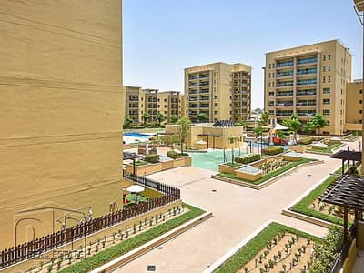1 Bedroom Flat for Rent in The Greens, Dubai - One Bed | Pool View | Available Now