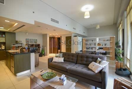 1 Bedroom Apartment for Rent in Downtown Dubai, Dubai - SPACIOUS APARTMENT WITH GARDEN VIEW