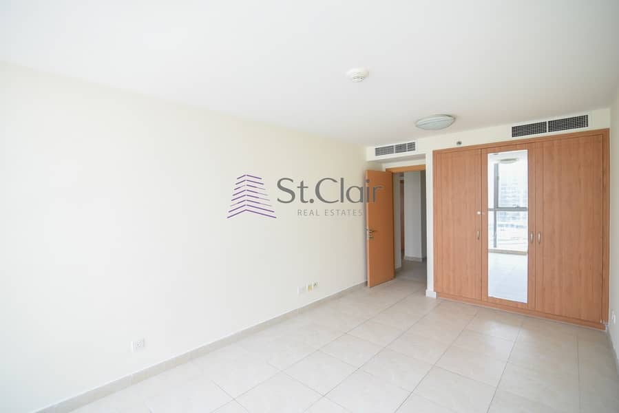 2 Vacant 1 Bedroom Next to JLT Metro Station