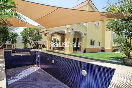 3 Bedroom Villa for Sale in Jumeirah Park, Dubai - Internal Location | Large 3 Bed | Private Pool