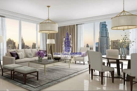 1 Bedroom Flat for Sale in Downtown Dubai, Dubai - Reduced Price| Boulevard Point 1br | Boulevard View