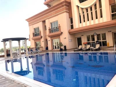 1 Bedroom Flat for Rent in Dubai Sports City, Dubai - Vacant 1 BR with Pool & Gym | One Month Free