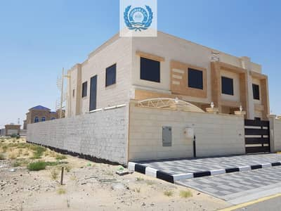 5 Bedroom Villa for Rent in Hoshi, Sharjah - Beautiful Brand New Semi Attached 5 Bedrooms Vila in Hoshi