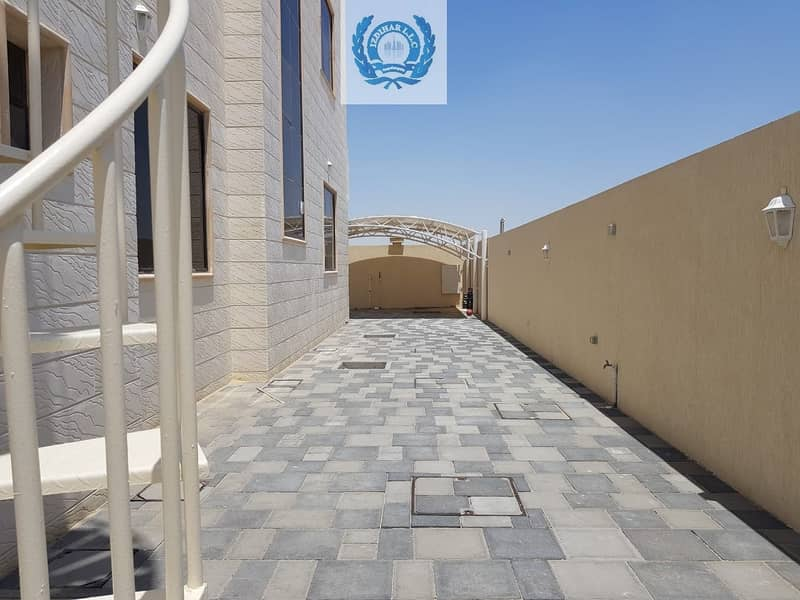 24 Beautiful Brand New Semi Attached 5 Bedrooms Vila in Hoshi