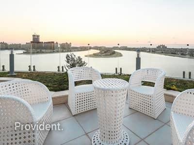 بنتهاوس 3 غرف نوم للبيع في نخلة جميرا، دبي -  Private Pool