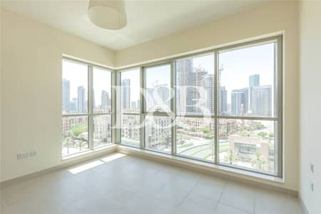 2 Bedroom Apartment for Rent in Downtown Dubai, Dubai - Perfect Condition | Very Bright | Vacant