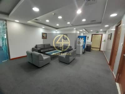 Office for Rent in Mohammed Bin Zayed City, Abu Dhabi - Inspirational and supportive co-working Office