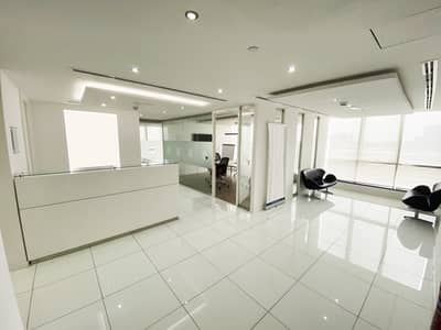 Office for Rent in Eastern Road, Abu Dhabi - Upgraded Fully Fitted Office Ready To Move!