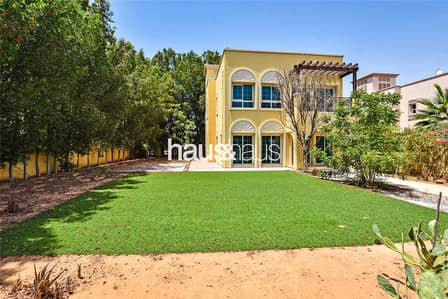 2 Bedroom Villa for Rent in Jumeirah Village Triangle (JVT), Dubai - Available Now   Away from Cables   Landscaped