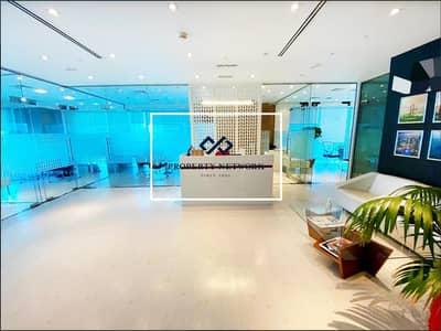 مکتب  للايجار في شارع الشيخ زايد، دبي - Amazing 2800 Sqft Fitted/Partitioned Office For Rent  AED 285