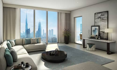 2 Bedroom Apartment for Sale in Downtown Dubai, Dubai - Full Downtown View | Best Layout | Call Today