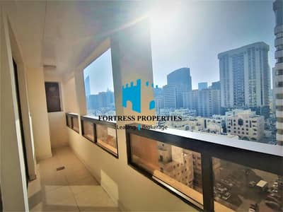 3 Bedroom Flat for Rent in Tourist Club Area (TCA), Abu Dhabi - SPECIAL OFFER!! GIGANTIC FAMILY SHARING | 3BHK + Maidsroom & Balcony