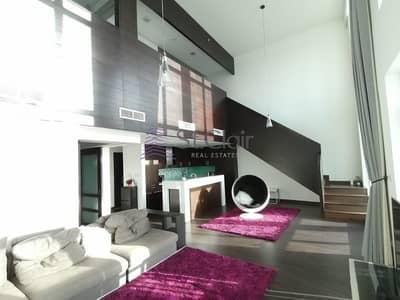 شقة 2 غرفة نوم للبيع في وسط مدينة دبي، دبي - LUXURIOUS AND FULLY UPGRADED 2 BEDROOM DUPLEX