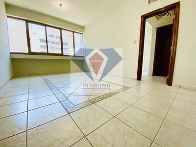 فلیٹ 1 غرفة نوم للايجار في شارع السلام، أبوظبي - Big Layout I 1 BHK I Al Salam St I 1 bath I Close to Hamadan St