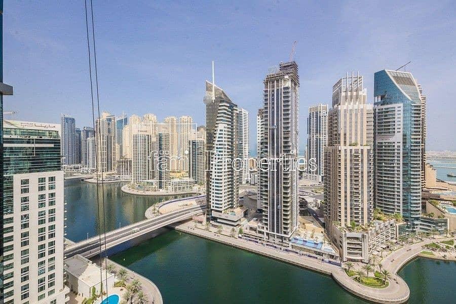 2 Rare 2Br | Full Sea and Marina View | Huge Terrace