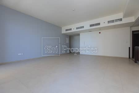 فلیٹ 1 غرفة نوم للايجار في جميرا بيتش ريزيدنس، دبي - Large one bedroom with nice layout in Amwaj 4