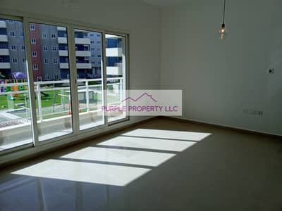 1 Bedroom Flat for Rent in Al Reef, Abu Dhabi - Spacious Ground Floor Apartment With Huge 200m Terrace Perfectly Located In Downtown