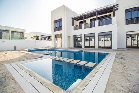 6 Bedroom Villa for Rent in Mohammad Bin Rashid City, Dubai - Brand New- Close to Lagoon - Landscaped 6 BR Villa