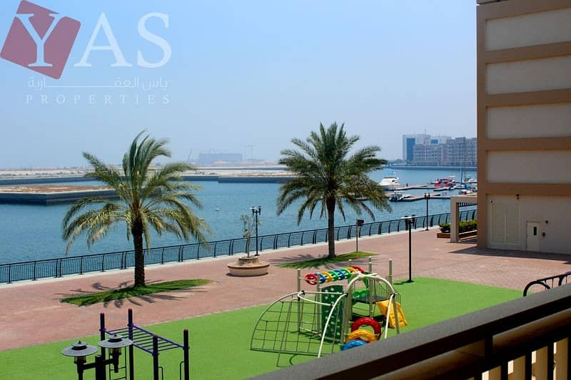 2 Fabulous One Bed with Sea View for Rent in Mina Al Arab