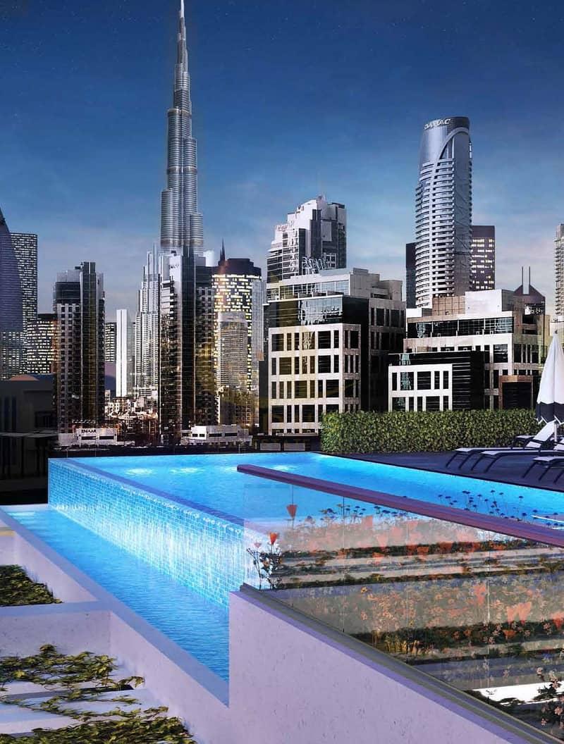 Furnished Studio Bayz by Danube   Close to Dubai Mall