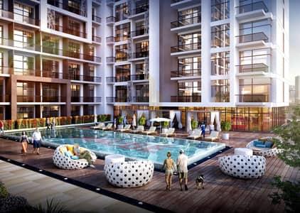 فلیٹ 1 غرفة نوم للبيع في أرجان، دبي - Furnished 1 BED | 1% Monthly installment | Jewelz by Danube