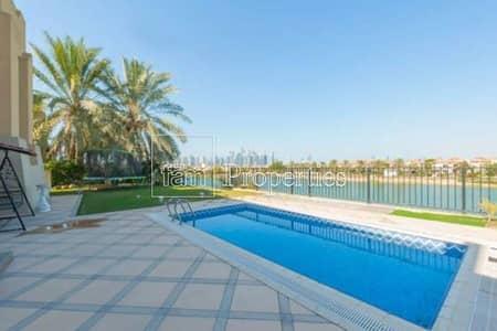 فیلا 5 غرف نوم للبيع في جزر جميرا، دبي - Luxurious 5 BR Villa in Jumeirah Islands